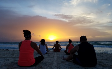 Live Life on Purpose: The Law of Attraction Tulum Yoga Retreat