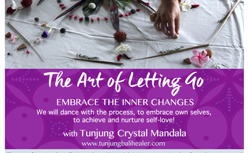 Embrace the Inner Changes - The Art of Letting Go 1-Day Workshop