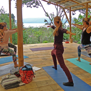 300 hour Ashtanga and Vinyasa Teacher Training in Guatemala (July 2018)