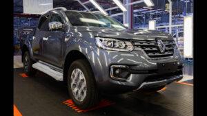Renault Alaskan, una de las promesas del mercado automotriz de Córdoba