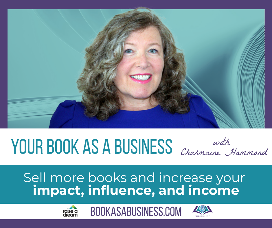 Your Book as a Business - Charmaine Hammond