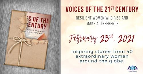 Voices of the 21st Century - WSA - Charmaine Hammond