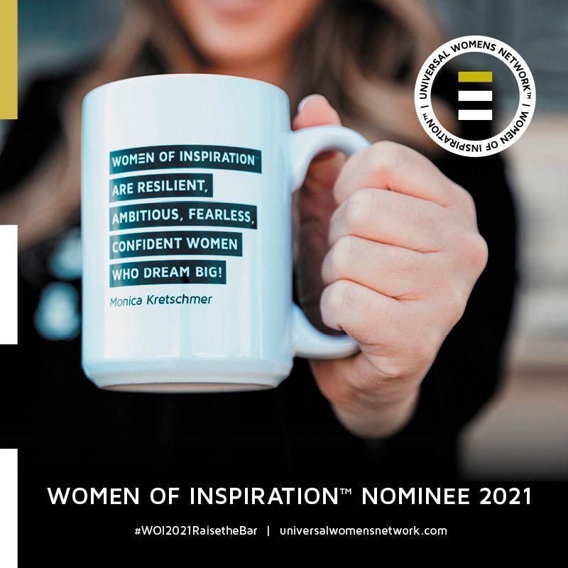 Women of Inspiration Nominee