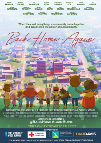 Back Home Again Movie - Poster