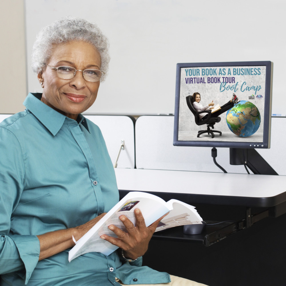 virtual book tour boot camp - online training