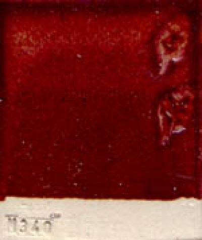 The rutile mechanism in glazes