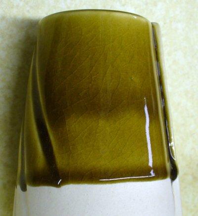 A down side of high feldspar glazes: Crazing!