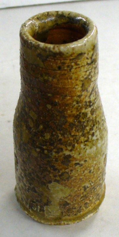 Small cone 10R salt glazed test piece