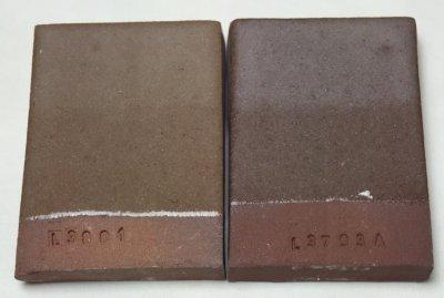 Is clear glazing a dark burning oxidation stoneware a good idea? No.