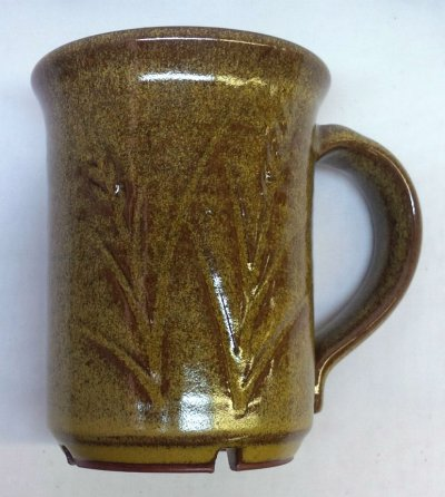 Alberta Slip GA6-A cone 6 base glaze slow cooled