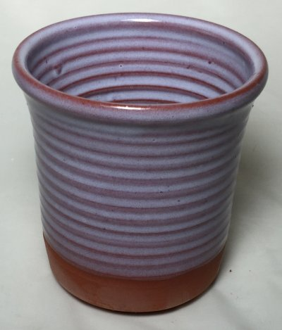 Boron blue in low fire transparent glazes