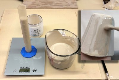 Using commercial glazes? You still need to know about specific gravity.