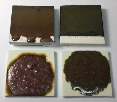 An example of how much Gerstley Borate LOI can affect a glaze