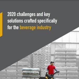 2020 challenges and key solutions crafted specifically for the beverage industry