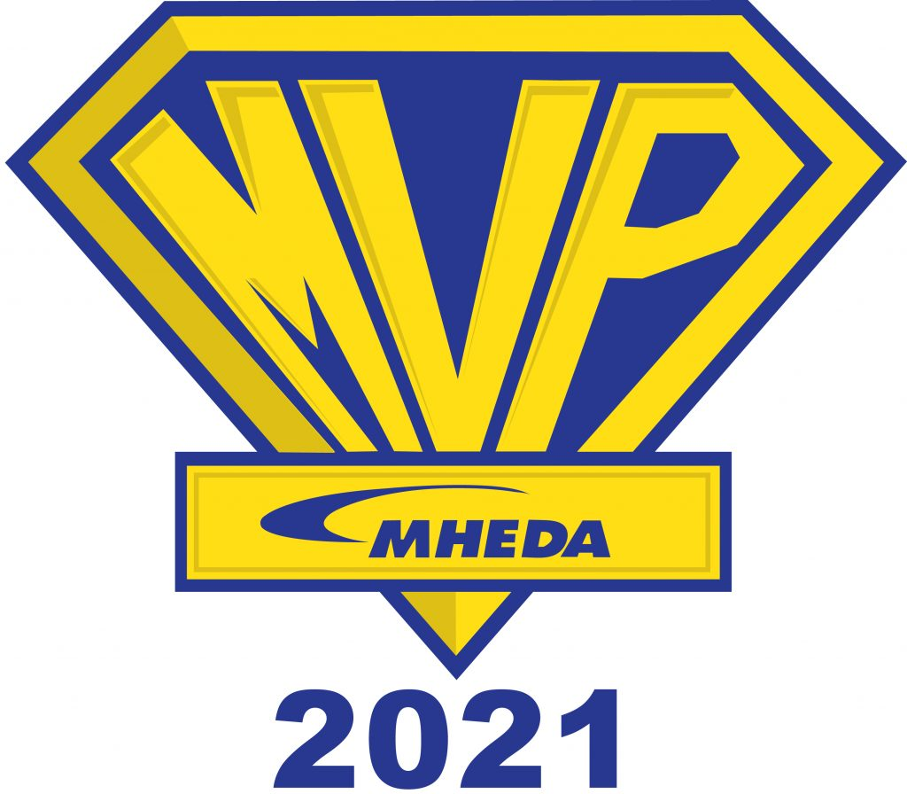 MHEDA MVP Award Icon - 2021