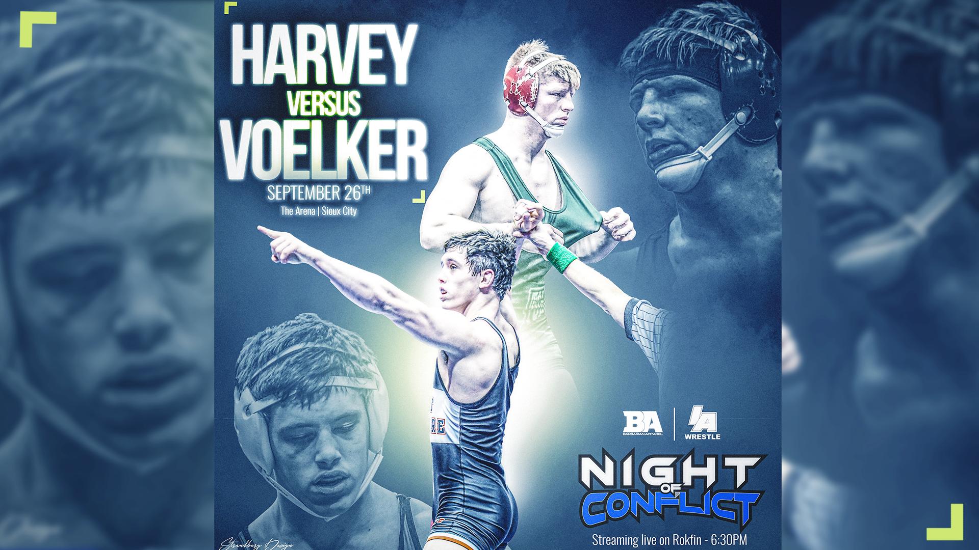 NOC: Wyatt Voelker vs Taner Harvey