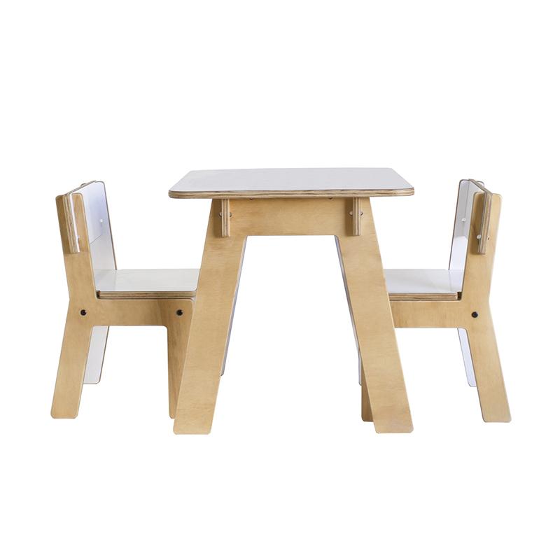 Set 1 mesa + 2 sillas, Juegos Mágicos