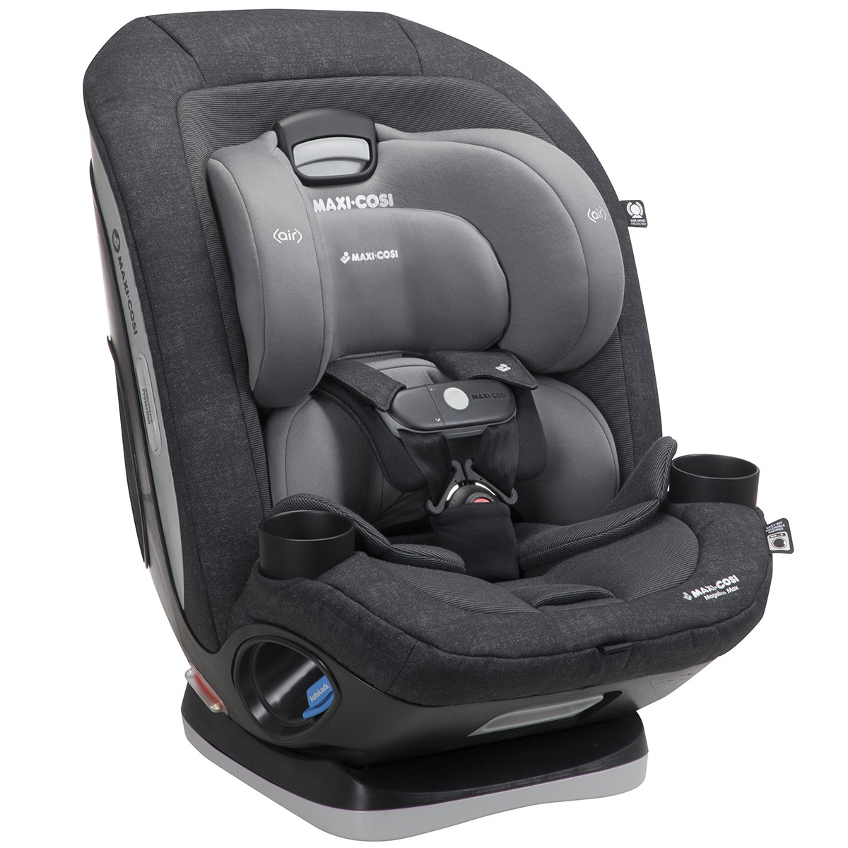 Silla De Auto Convertible Magellan Max Nomad Black Maxi Cosi Maxi Cosi Babytuto