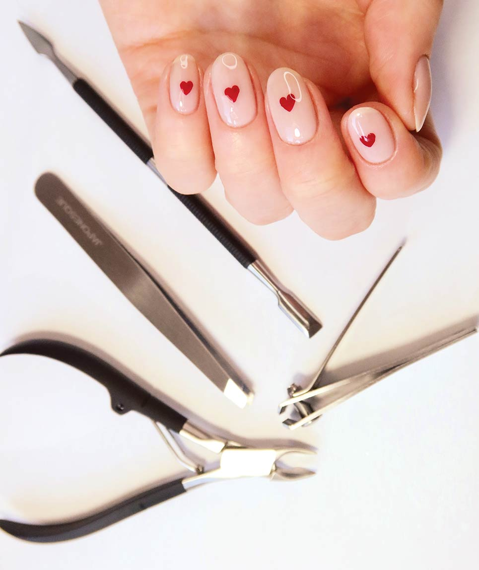 JAPONESQUE® Pro Performance Nail Tools Group