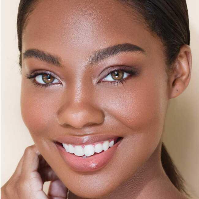 No-makeup-look - image of model