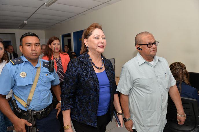 Ley del Registro Público, Corte Suprema de Justicia, Alba Luz Ramos, Nicaragua, propieddes, lavado de dinero, GAFI