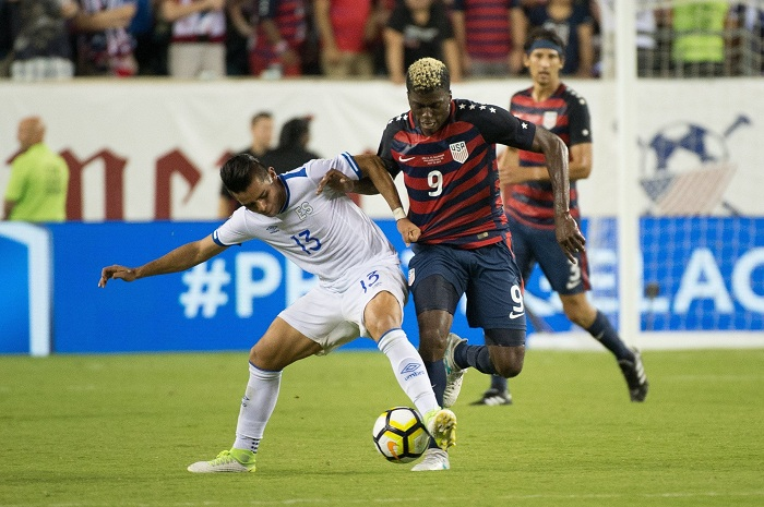 EE.UU. a extender dominio sobre Costa Rica en Copa Oro