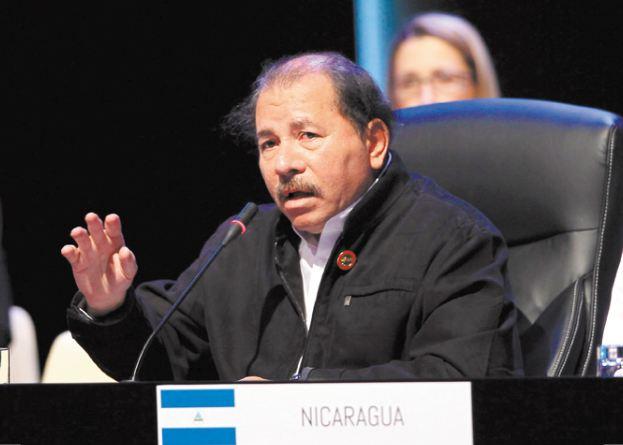 Daniel Ortega cumple 16 años en el poder
