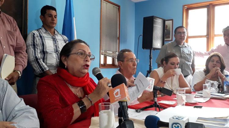 PLC, Coalición Nacional, reforma electoral, bipartidismo, UNAB, Alianza Cívica