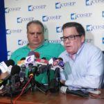 Cosep confirma a César Zamora como relevo de Michael Healy, encarcelado por Ortega