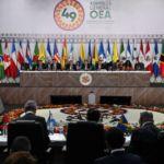 Seis países solicitan a la Secretaría General de la OEA que la situación de Nicaragua sea abordada en la próxima Asamblea General