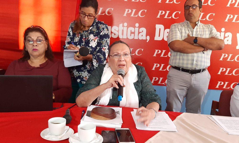 unidad de centro derecha, PLC, ALN, Partido Conservador, Movimiento Campesino