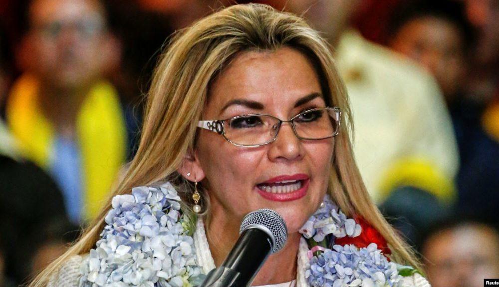 Jeanine Añez, ministros, Bolivia