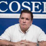 José Adán Agueri sigue reflexionando su postulación a la reelección de Cosep y decide postergar anuncio