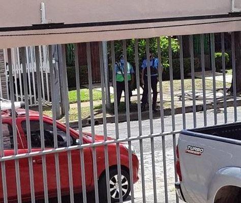 policía, asedio, médicos, unidad médica nicaragüense