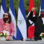 Daniel Ortega emitirá un mensaje el jueves 13 de agosto, anunció su esposa Rosario Murillo