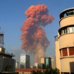 Medios internacionales reportan al menos 10 muertros tras explosiones en Beirut