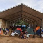 Detienen a 12 haitianos en Panamá por disturbios en campamento para migrantes