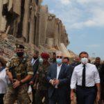 Presidente de Francia reclama en Beirut una investigación internacional y «cambios»