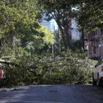 La tormenta Isaías avanza por la costa este de Estados Unidos