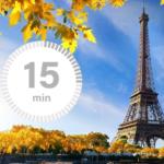 Coronavirus en Francia: qué es la «ciudad de 15 minutos» que está implementando París y cómo podría ayudar a la recuperación económica tras la pandemia