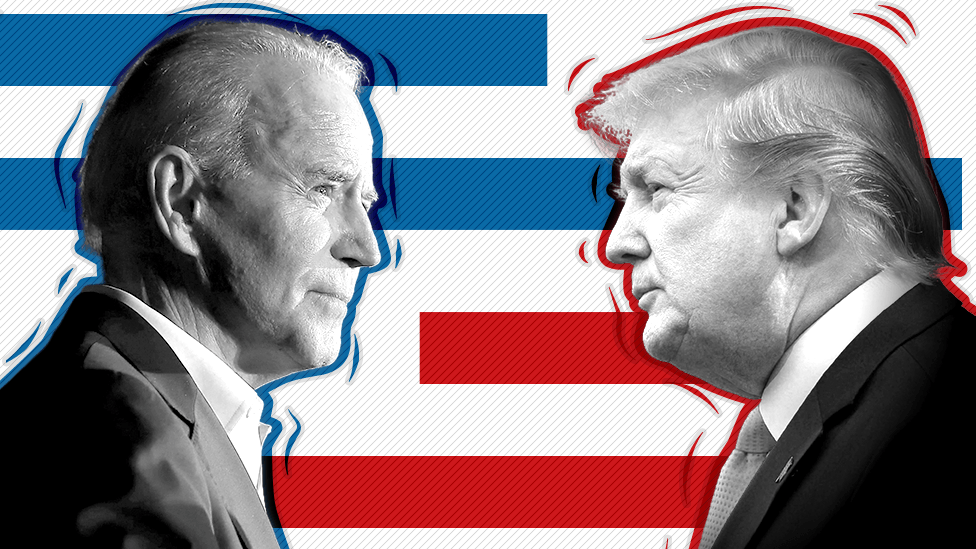 Trump o Biden?: quién va por delante en los sondeos para las elecciones de Estados  Unidos