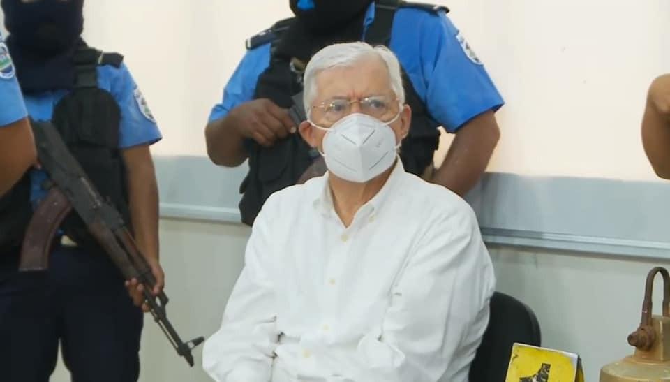 Liberan al excanciller Francisco Aguirre Sacasa señalado de ...