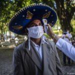 México supera el medio millón de casos de COVID-19