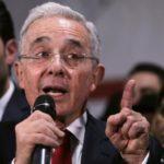 Expresidente colombiano Álvaro Uribe da positivo por coronavirus