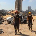 Beirut: sigue frenética búsqueda de más de 60 desaparecidos
