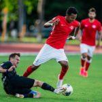 Ariagner Smith iguala su marca personal goleador en Letonia