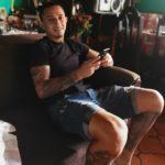 Byron Bonilla cuenta la desconocida razón por la que renunció al futbol en 2019