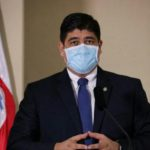 Gobierno de Costa Rica reduce salario al gabinete para reducir gasto público en la pandemia