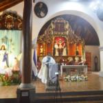 Parroquia San Pedro Apóstol de Diriá retira imágenes de su patrono para resguardarlas de posibles ataques