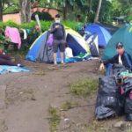 «No nos merecemos estar así», se lamentan los cubanos atrapados en Costa Rica